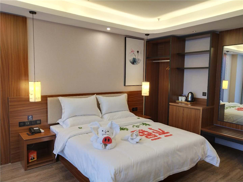 重庆希漫酒店太阳城店